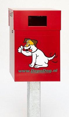 DepoDog Hundetoilette