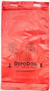 Hundekotbeutel Rot DepoDog