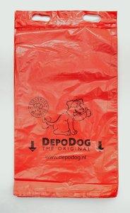 Hundekotbeutel Rot